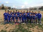 Tranquillity Tigers Boys Varsity Soccer Winter 17-18 team photo.