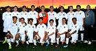 Calvary Christian Academy Royal Knights Boys Varsity Soccer Winter 17-18 team photo.