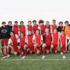 Academy of Careers & Exploration  Boys Varsity Soccer Winter 17-18 team photo.