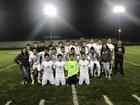 Central Valley Hawks Boys Varsity Soccer Winter 17-18 team photo.