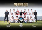 Verrado Vipers Boys Varsity Soccer Winter 17-18 team photo.