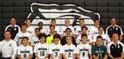 Pine Crest Panthers Boys Varsity Soccer Winter 17-18 team photo.