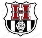 Houston Heights Panthers Boys Varsity Soccer Winter 17-18 team photo.