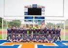 Madison Central Jaguars Boys Varsity Soccer Winter 17-18 team photo.