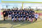 Palmer Trinity Falcons Boys Varsity Soccer Winter 17-18 team photo.