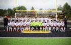 Nacogdoches Dragons Boys Varsity Soccer Winter 17-18 team photo.