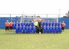 Gulfport Admirals Boys Varsity Soccer Winter 17-18 team photo.