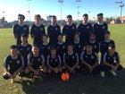 Sunnyslope Vikings Boys Varsity Soccer Winter 17-18 team photo.