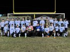 Quitman Panthers Boys Varsity Soccer Winter 17-18 team photo.