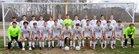 Florence Eagles Boys Varsity Soccer Winter 17-18 team photo.