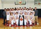 Century Centurions Boys Varsity Basketball Winter 15-16 team photo.
