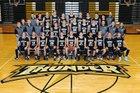 Desert Hills Thunder Boys Varsity Basketball Winter 15-16 team photo.