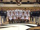 Oak Park Eagles Boys Varsity Basketball Winter 15-16 team photo.