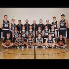 El Dorado Golden Hawks Boys Varsity Basketball Winter 15-16 team photo.