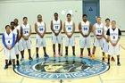 Silver Valley Trojans Boys Varsity Basketball Winter 15-16 team photo.