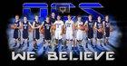 Ovilla Christian Eagles Boys Varsity Basketball Winter 15-16 team photo.