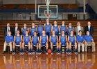 Graves County Eagles Boys Varsity Basketball Winter 15-16 team photo.
