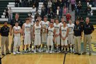 Highland Huskies Boys Varsity Basketball Winter 15-16 team photo.