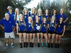 Crook County Cowboys Girls Varsity Volleyball Fall 14-15 team photo.