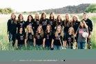 Mountain Ridge Mountain Lions Girls Varsity Volleyball Fall 14-15 team photo.