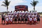 El Cajon Valley Braves Boys Freshman Football Fall 18-19 team photo.