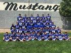 West Mesa Mustangs Boys Freshman Football Fall 18-19 team photo.