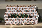 Sacred Heart Cathedral Preparatory Fightin' Irish Boys Freshman Football Fall 18-19 team photo.