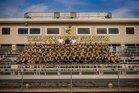Wynne Yellowjackets Boys Freshman Football Fall 18-19 team photo.