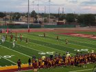 Andress Eagles Boys Freshman Football Fall 18-19 team photo.
