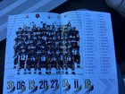 Mountain View Bears Boys Freshman Football Fall 18-19 team photo.