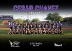 Cesar Chavez Champions Boys Freshman Football Fall 18-19 team photo.
