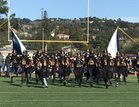 Bishop O'Dowd Dragons Boys Freshman Football Fall 18-19 team photo.