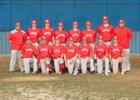 Sandia Matadors Boys JV Baseball Spring 18-19 team photo.