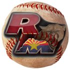 Red Mountain Mountain Lions Boys JV Baseball Spring 18-19 team photo.