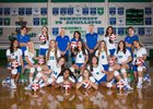 Green Valley Gators Girls Varsity Volleyball Fall 17-18 team photo.