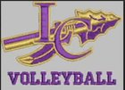 Lumpkin County Indians Girls Varsity Volleyball Fall 17-18 team photo.