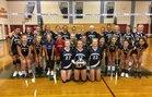 Hamilton-Wenham Regional Generals Girls Varsity Volleyball Fall 17-18 team photo.