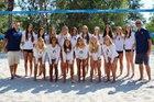 Trabuco Hills Mustangs Girls Varsity Volleyball Fall 17-18 team photo.