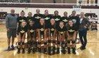 River Falls Wildcats Girls Varsity Volleyball Fall 17-18 team photo.