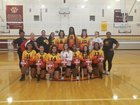Mount Tahoma T-Birds Girls Varsity Volleyball Fall 17-18 team photo.