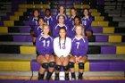 Oak Harbor Wildcats Girls Varsity Volleyball Fall 17-18 team photo.