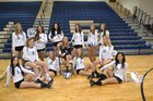 Cleveland Rams Girls Varsity Volleyball Fall 17-18 team photo.