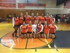 Lakeland Dreadnaughts Girls Varsity Volleyball Fall 17-18 team photo.