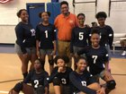 College Prep & Leadership Academy  Girls Varsity Volleyball Fall 17-18 team photo.