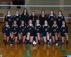 Lynnwood Royals Girls Varsity Volleyball Fall 17-18 team photo.