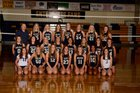 Enterprise Wolves Girls Varsity Volleyball Fall 17-18 team photo.