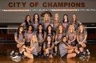 Artesia Bulldogs Girls Varsity Volleyball Fall 17-18 team photo.