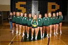 Shadle Park Highlanders Girls Varsity Volleyball Fall 17-18 team photo.