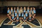 Pulaski Academy Bruins Girls Varsity Volleyball Fall 17-18 team photo.