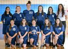 Northwest Yeshiva Lions Girls Varsity Volleyball Fall 17-18 team photo.